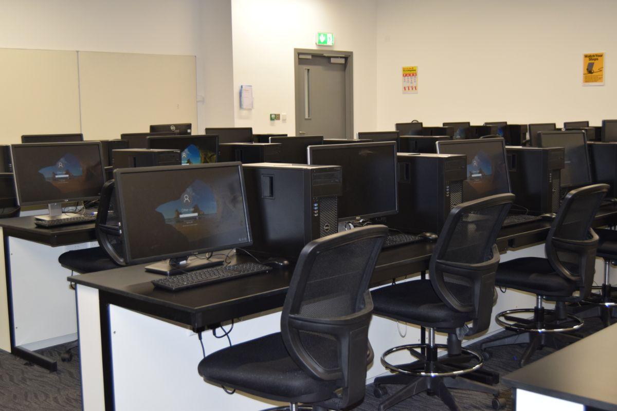 CSE Dep | CSE Facilities